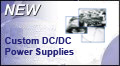 Custom DC/DC Power Supplies